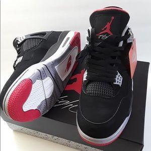 Air Jordan Bred 4